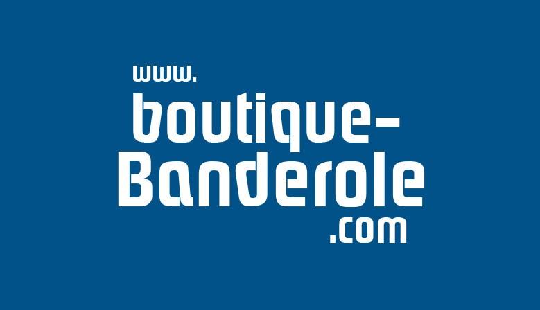 Banderole imprimée en France !